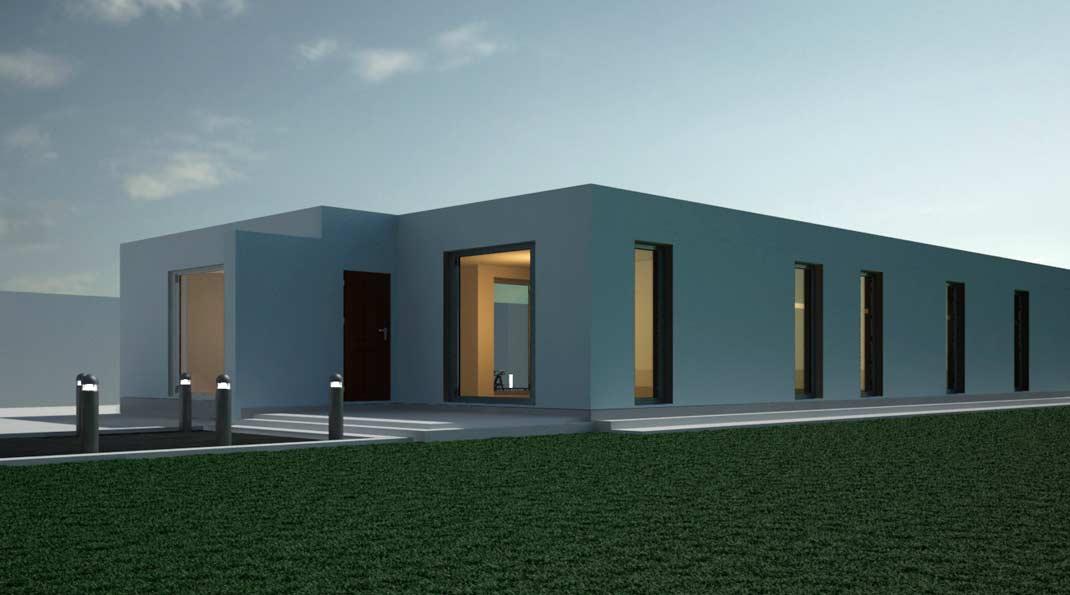 Casas prefabricadas de hormigón una tendencia que se impone.