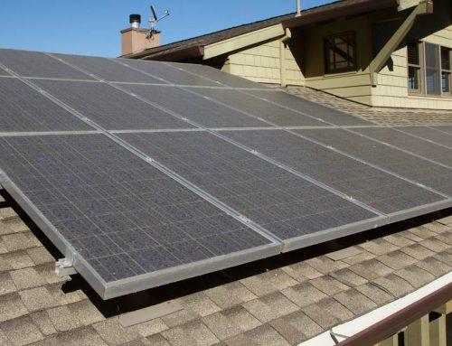 Vivienda eficiente y sostenible con las ayudas a la energía solar.